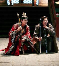 Hwarang: The Poet Warrior Youth / 화랑 Park Hyung Sik Hwarang, Park Hyung Shik, Hwarang The Beginning, Asian Actors, Korean Actors, Korean Tv Shows, Park Seo Joon, W Two Worlds, Korean Drama Movies