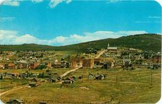 Cripple Creek, Colorado - Vista of Cripple Creek from the south