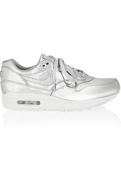 Nike Air Max Metallic Sneakers
