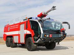 2005 Rosenbauer Panther 6x6 firetruck   gd wallpaper background