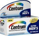 Centrum Ultra Mens, 100 count (Pack of 3) « Lolly Mahoney