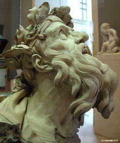 Chrysès - Falconet - Musée du Louvre