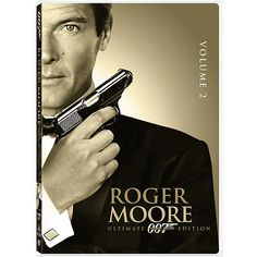 Roger Moore: Ultimate 007 James Bond Edition, Volume Two - Moonraker / For Your Eyes Only / Octopussy (Exclusive) (Widescreen)