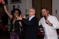 Maria Giorgio Beppe Uboldi ed il mitico diretur Walter! Osteria Bel Sit | Twitter