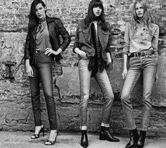 donneinpink magazine: Come scegliere i jeans adatti al proprio fisico.