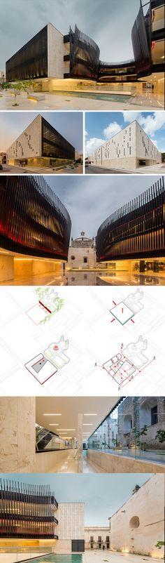Organic Architecture, Futuristic Architecture, Facade Architecture, Exterior Design, Interior And Exterior, Let Tour, Building Skin, Archi Design, Architect House
