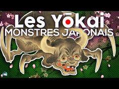 Les Yōkai : créatures étranges de la mythologie Japonaise - YouTube La Danse Macabre, Mystery, Comic Books, Comics, Legends, Japanese Mythology, Cartoons, Cartoons, Comic