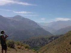 Cascada de las Animas, my place in the mountains!