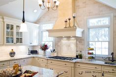 Transitional  possibility with this type  & color tile.  The use of dark grey paint on back wall might work.  Boston - Divine Kitchens LLC