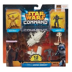 Star Wars Rebels Command Attack Pack
