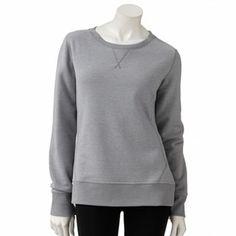 Tek Gear Fleece Sweatshirt - Petite