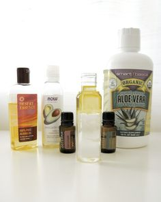 8 Easy Hair Product DIYs!! I can't wait to try this! #ChristmasGifts