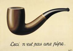 R. Magritte, Les Trahisondes images, 1948