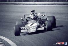 Ronnie Peterson - AUSTRIA 1972