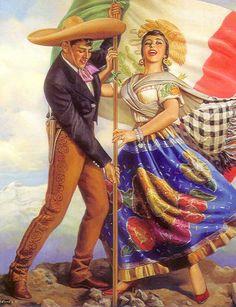 Puro Mexico!!!!..............Lindo y querido