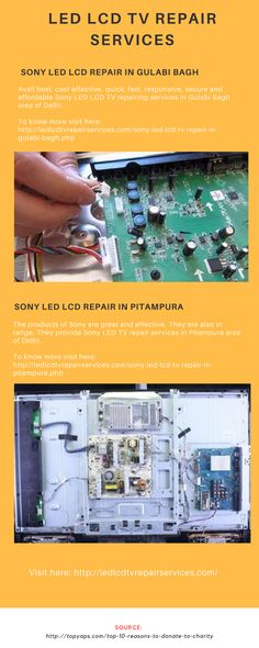 Avail best, cost-effective, quick, fast, responsive, secure and affordable Sony LED LCD TV repairing services in Gulabi Bagh area of Delhi. The products of Sony are great and effective. They are also in range. They provide Sony LED TV repair services in Pitampura area of Delhi.