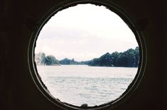 Luke Casey - [through portholes]