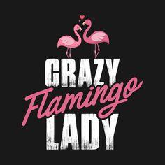 Crazy Flamingo Lady  #flamingo Flamingo Decor, Pink Flamingos, Flamingo Funny, Flamingo Wallpaper, Pink Bird, Pretty Birds, Spirit Animal, Bird Feathers, Flocking