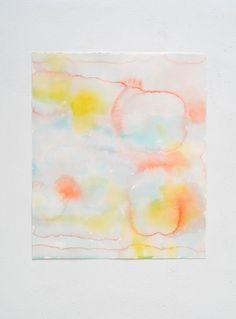 Ulrich Wellmann Wasserfarben