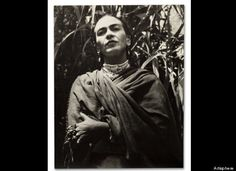 Frida Kahlo....her private collection