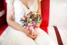Buquê de borboleta / butterfly bridal bouquet