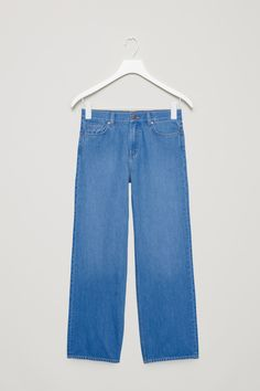 COS | Straight wide-leg jeans
