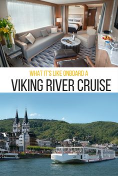 19 reasons to book a Viking River Cruise River cruising is a popular way to explore Europe, affording the opportunity to see world class cities without worrying about any logistics. Here's why you should book with Viking River Cruises! River Cruises In Europe, European River Cruises, Cruise Europe, Cruise Port, Cruise Travel, Cruise Vacation, World Cruise, Summer Vacations, Cruise Ships