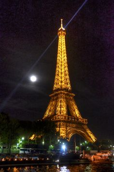 Eiffel Tower.  Of course, this is a must site.