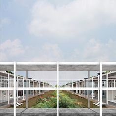 THE CLOISTER, Daisy Ames + Wanli Mo, Advanced Design Studio: Aureli, Yale School of Architecture