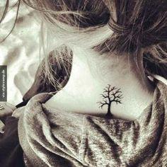 Dieses kleine Tattoo ist wirklich wirkungsvoll!
