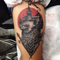 Eagle Tattoo Designs and Ideas