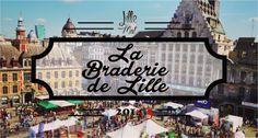 Lille (France - 59) Braderie