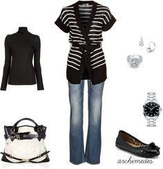 """""""Casual Fridays"""" by archimedes16 on Polyvore"""