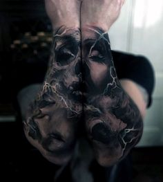 Realistic Awesome Mens Forearm Sleeve Tattoos Of Female Portrait Design                                                                                                                                                                                 More