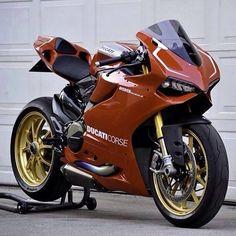 Ducati Corse 1199 Panigale