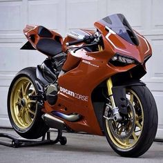 Ducati Corse 1199 Panigale  This could be my only happiness, never talks back, not hard to feed and is always begging to be ridden HARD!                                                                                                                                                      More