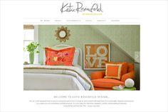 33 Clean, Minimalist, and Simple Interior Design Websites   Graphics ...