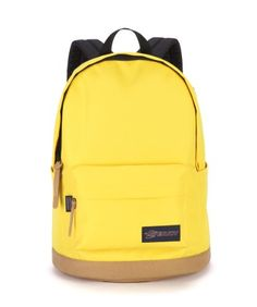 ENVOY Classic Backpack (Yellow) - Click image twice for more info - See a larger selection of yellow  backpacks at http://kidsbackpackstore.com/product-category/yellow-backpacks/ - kids, juniors, back to school, kids fashion ideas, teens fashion ideas, school supplies, backpack, bag , teenagers girls , gift ideas, yellow