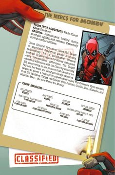 Preview: Deadpool: The Mercs For Money #5, Story: Cullen Bunn Art: Iban Coello Cover: Iban Coello Publisher: Marvel Publication Date: November 2nd, 2016 Price: $3.99    A new tea...,  #All-Comic #All-ComicPreviews #Comics #CullenBunn #DEADPOOL&THEMERCSFORMONEY #IbanCoello #Marvel #previews