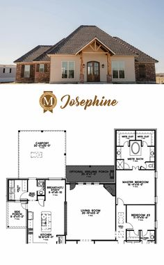 Josephine Collection Is A Floor Plan From Builder Manuel Builders Developed For Our New Homes In Lafayette And Lake Charles La