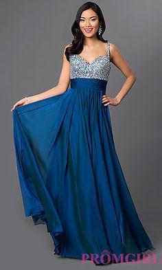 Gorgeous La Femme Prom Dress at PromGirl.com