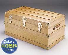 Steamer Trunk Woodworking Plan How to Buy this Woodworking Plan