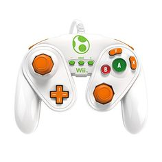 PDP Wired Fight Pad for Wii U - Yoshi PDP http://www.amazon.com/dp/B00LSBNSAO/ref=cm_sw_r_pi_dp_8HX8vb1P9TYWG