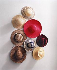 Sombreros perfectos para disfrutar del calor.