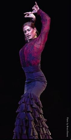 flamenco dancer bending knees curve in body - Google Search