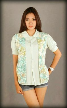 ORYZA SHIRT by @graceetmercy available at our store