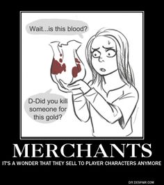 Merchants by Arkhosia