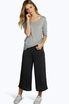 Trousers take on a relaxed silhouette for the new season, with sports tailoring setting the trends and the wide leg one to watch. Pick printed palazzo pants for a dramatic day time look and tone down with a basic tee , or go for androgynous appeal in tapered man pants and wear with worn-in trainers for a trend-led twist.