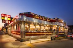 Melrose Diner in South Philly. #SEPTA Routes: 2, 4, 37, 79, Broad Street Line.