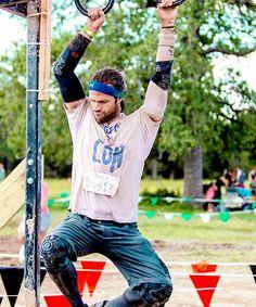 Tough Mudder 2015 Jared Padalecki (Alamy Images)